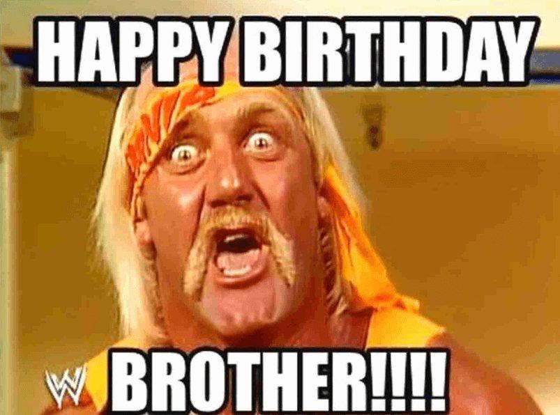 Birthday Brother Meme