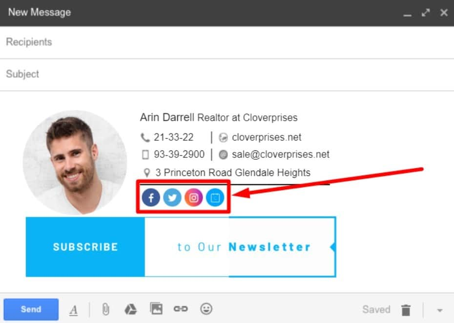 Branding in Email Communication
